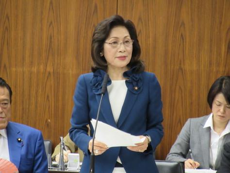 4/21 外交防衛委員会で質問しました。_f0150886_13265145.jpg