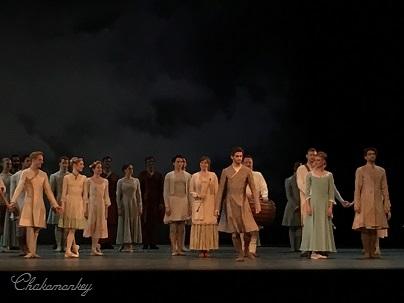 ロイヤルバレエのThe Winter\'s Taleでイギリス国歌斉唱_f0238789_16371178.jpg