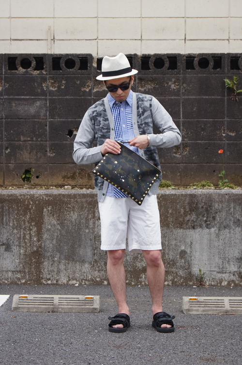 CdG HOMME & hobo - Summer Look!!_c0079892_19284934.jpg
