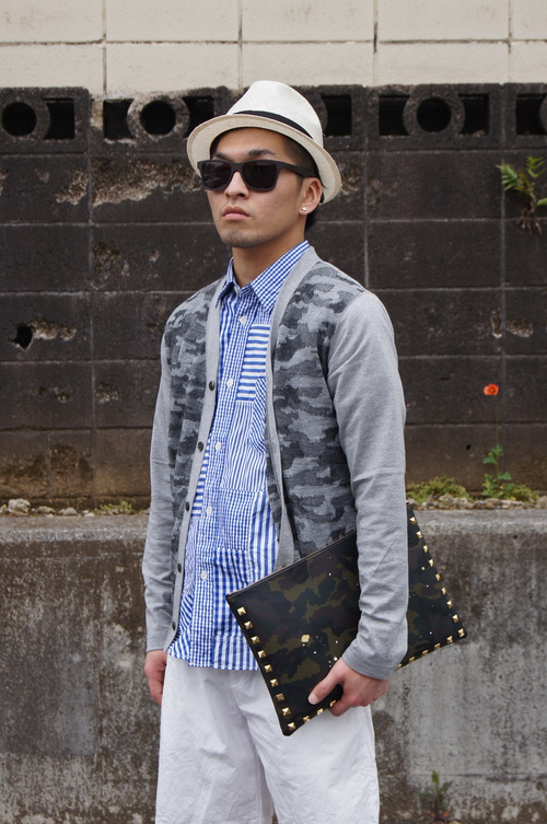 CdG HOMME & hobo - Summer Look!!_c0079892_19305795.jpg