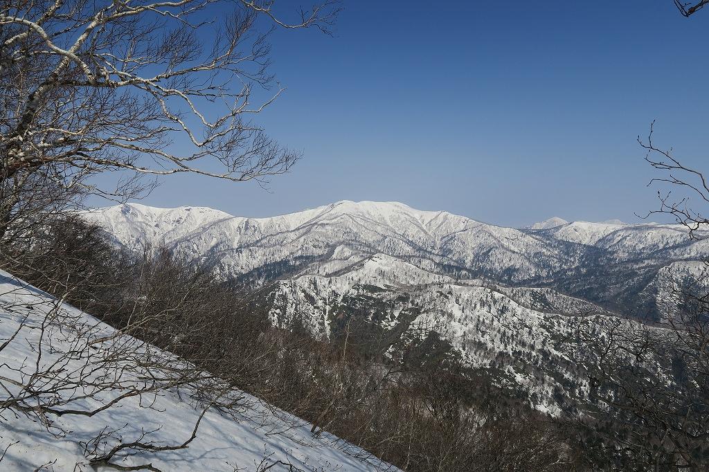 恵庭岳、4月22日_f0138096_1144122.jpg