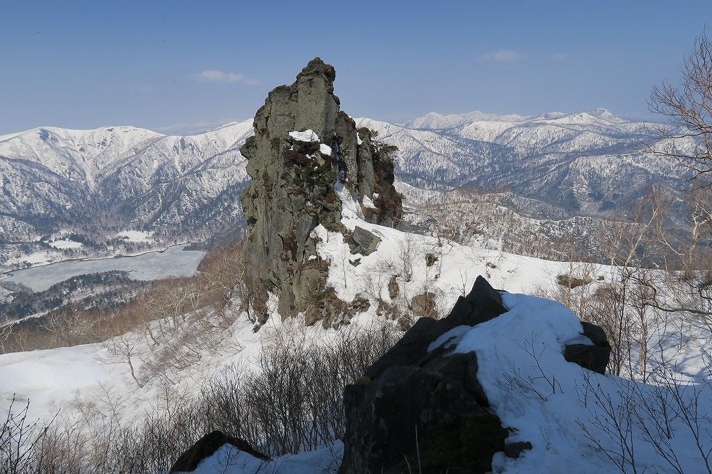 恵庭岳、4月22日_f0138096_11453428.jpg