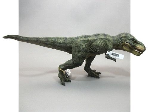 PAPO(パポ社)/ティラノサウルス(T.レックス 緑) レビュー_f0205396_2025504.jpg