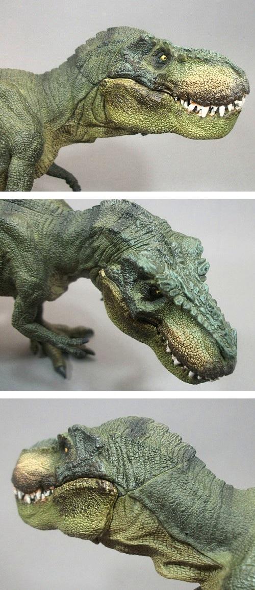 PAPO(パポ社)/ティラノサウルス(T.レックス 緑) レビュー_f0205396_2045311.jpg
