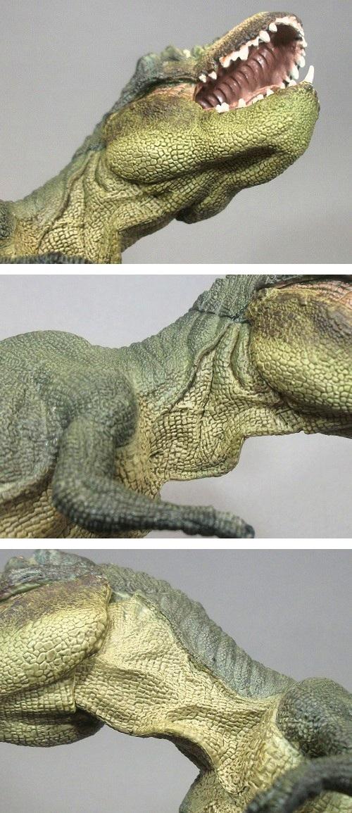 PAPO(パポ社)/ティラノサウルス(T.レックス 緑) レビュー_f0205396_2047050.jpg