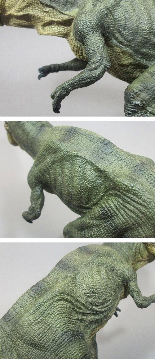 PAPO(パポ社)/ティラノサウルス(T.レックス 緑) レビュー_f0205396_20474556.jpg
