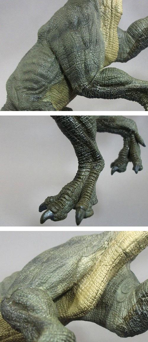 PAPO(パポ社)/ティラノサウルス(T.レックス 緑) レビュー_f0205396_20482680.jpg