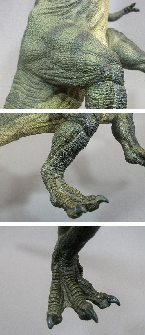 PAPO(パポ社)/ティラノサウルス(T.レックス 緑) レビュー_f0205396_204865.jpg