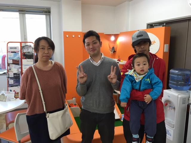 4月24日(日)トミーアウトレット★K様モビリオスパイクご成約!!納車祭り!!_b0127002_1905557.jpg