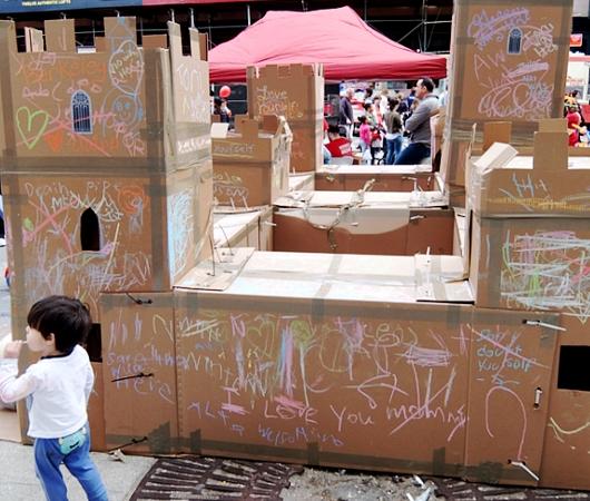 Tribeca on Location、ダンボールのお城から学ぶこと_b0007805_23524223.jpg