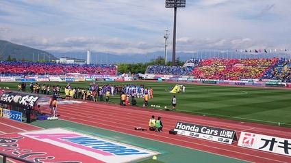 2016JリーグDivision1 1stステージ第8節 ヴァンフォーレ甲府 - FC東京_b0042308_23442421.jpg