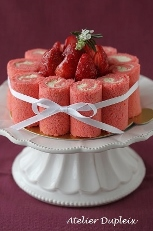 Charlotte royale fraise シャルロット・ロワイヤル・フレーズ_c0097611_11141652.jpg