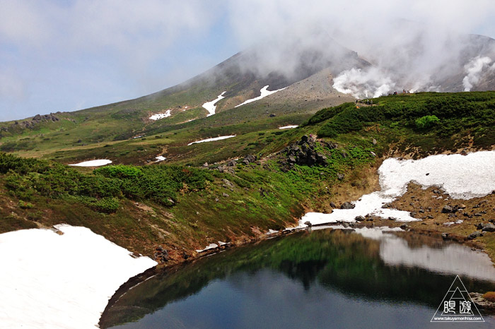 415 旭岳 ~北海道最高峰の山~_c0211532_1821899.jpg