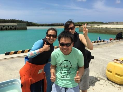 4月24日レッツゴー水納島!!_c0070933_22425652.jpg
