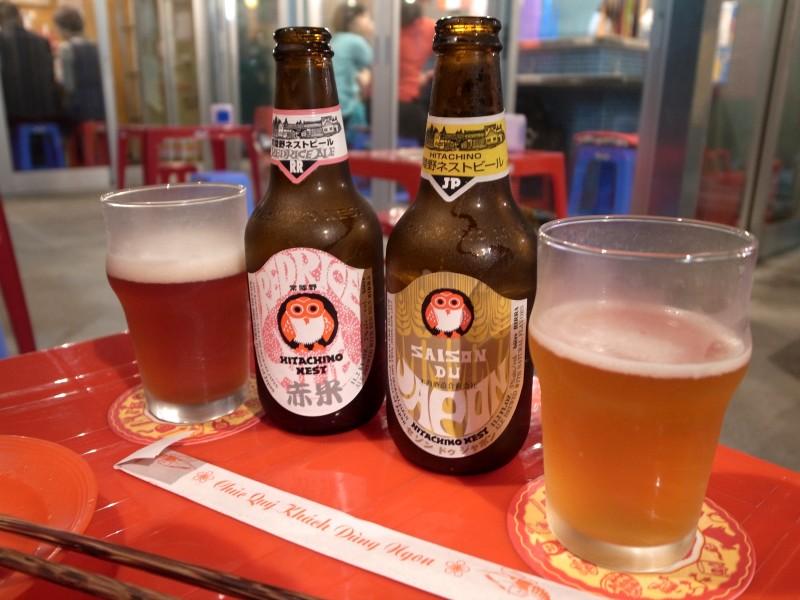 【ECODA HEMのクラフトビール革命with常陸野ネストビール】のFERMENT BOOKSTORE_e0152073_1164838.jpg