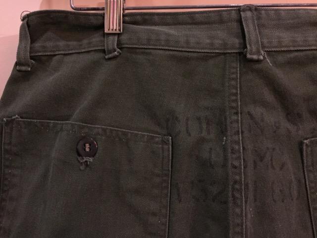 4月27日(水)大阪店ヴィンテージ入荷!#1 ミリタリー編!1910\'s EURO Linen HBT Pants!! _c0078587_1850566.jpg