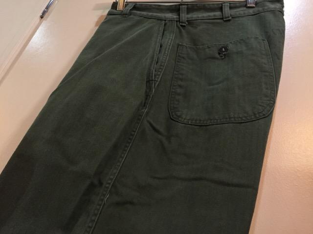 4月27日(水)大阪店ヴィンテージ入荷!#1 ミリタリー編!1910\'s EURO Linen HBT Pants!! _c0078587_1910478.jpg