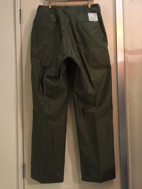 4月27日(水)大阪店ヴィンテージ入荷!#1 ミリタリー編!1910\'s EURO Linen HBT Pants!! _c0078587_19173547.jpg