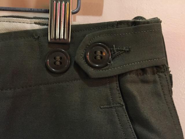 4月27日(水)大阪店ヴィンテージ入荷!#1 ミリタリー編!1910\'s EURO Linen HBT Pants!! _c0078587_19181962.jpg
