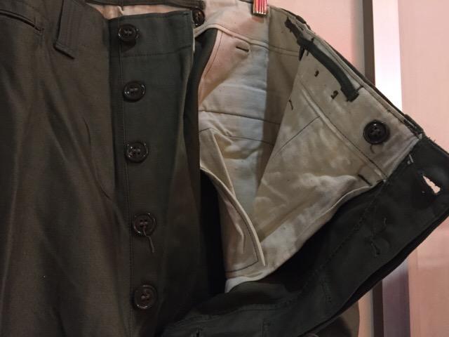 4月27日(水)大阪店ヴィンテージ入荷!#1 ミリタリー編!1910\'s EURO Linen HBT Pants!! _c0078587_1918298.jpg