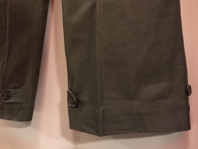 4月27日(水)大阪店ヴィンテージ入荷!#1 ミリタリー編!1910\'s EURO Linen HBT Pants!! _c0078587_19191057.jpg