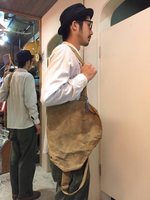 4月27日(水)大阪店ヴィンテージ入荷!#1 ミリタリー編!1910\'s EURO Linen HBT Pants!! _c0078587_19574526.jpg
