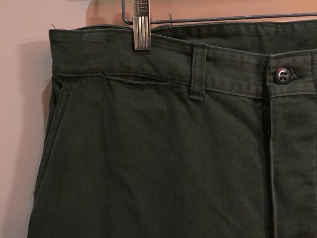 4月27日(水)大阪店ヴィンテージ入荷!#1 ミリタリー編!1910\'s EURO Linen HBT Pants!! _c0078587_1991672.jpg