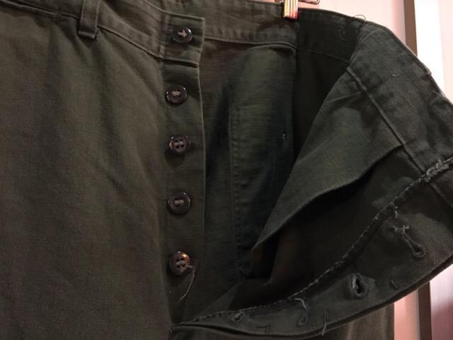 4月27日(水)大阪店ヴィンテージ入荷!#1 ミリタリー編!1910\'s EURO Linen HBT Pants!! _c0078587_1993598.jpg