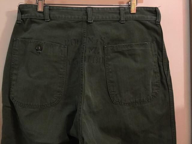 4月27日(水)大阪店ヴィンテージ入荷!#1 ミリタリー編!1910\'s EURO Linen HBT Pants!! _c0078587_199881.jpg