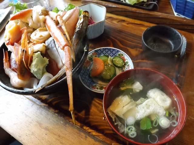 秋田県大潟村菜の花ロード_f0019498_17101844.jpg