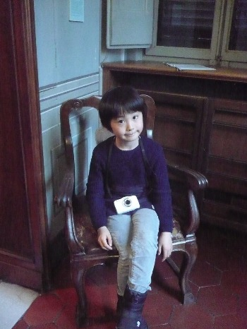 天使さんと Keats - Shelly Memorial House_c0203401_3133468.jpg