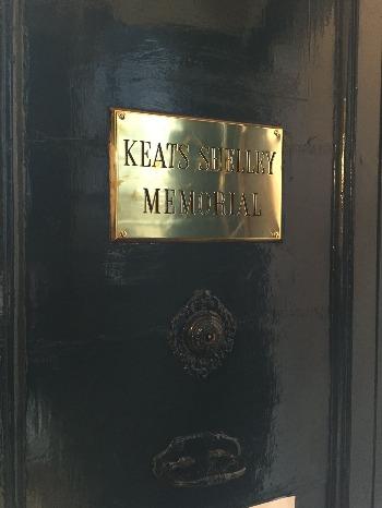 天使さんと Keats - Shelly Memorial House_c0203401_3142696.jpg