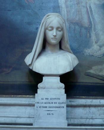 ヴェネツィア † サンタ・マリーア・デッラ・ピエタ教会_c0203401_328124.jpg