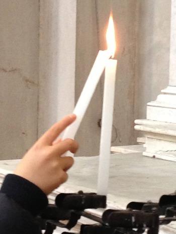 ヴェネツィア † サンタ・マリーア・デッラ・ピエタ教会_c0203401_3292457.jpg