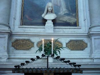 ヴェネツィア † サンタ・マリーア・デッラ・ピエタ教会_c0203401_3321894.jpg