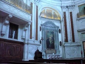 ヴェネツィア † サンタ・マリーア・デッラ・ピエタ教会_c0203401_3331472.jpg