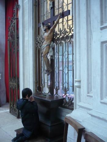 ヴェネツィア † サンタ・マリーア・デッラ・ピエタ教会_c0203401_3394668.jpg
