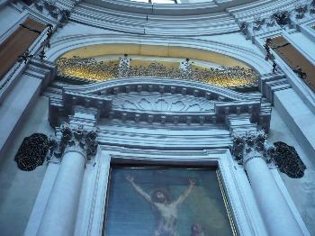 ヴェネツィア † サンタ・マリーア・デッラ・ピエタ教会_c0203401_3442650.jpg