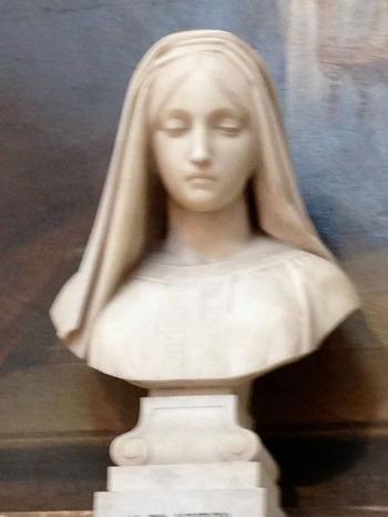 ヴェネツィア † サンタ・マリーア・デッラ・ピエタ教会_c0203401_3452265.jpg