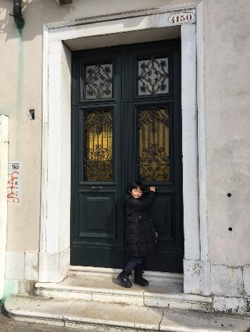 ヴェネツィア † サンタ・マリーア・デッラ・ピエタ教会_c0203401_3492268.jpg
