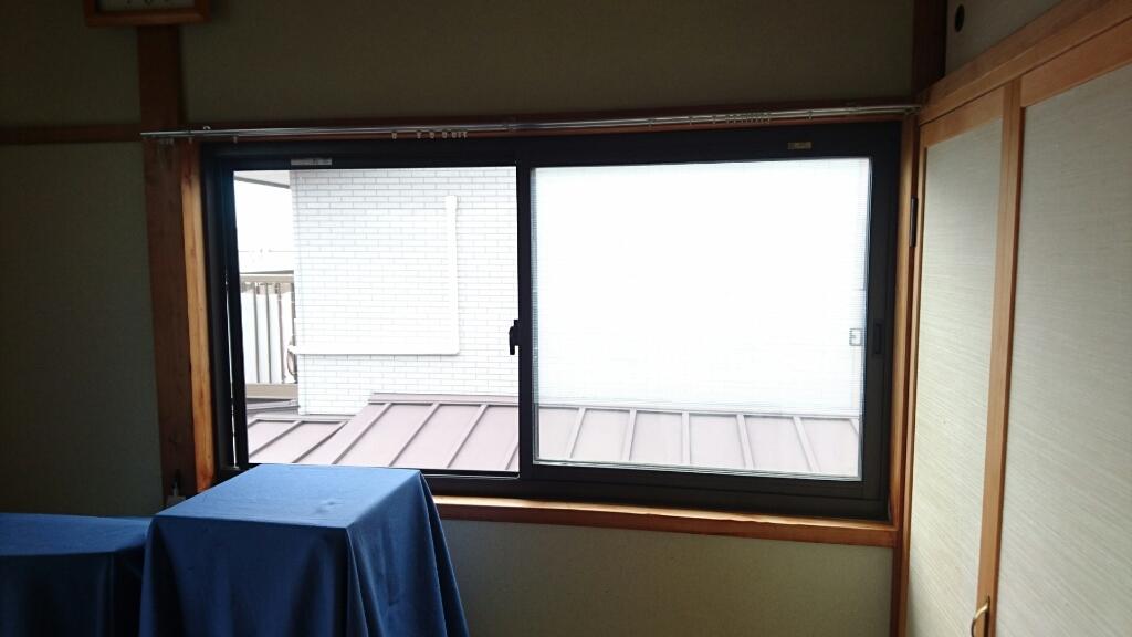 窓から冷気を塞ぐには、内窓か、HSS_c0153412_18255113.jpg