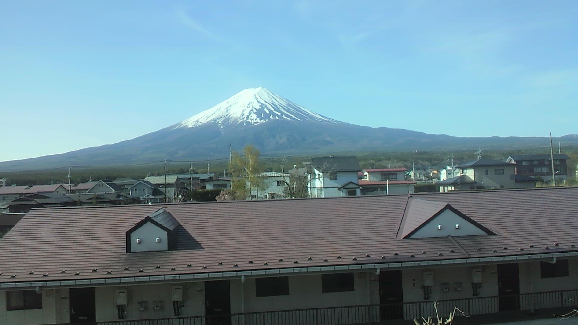 富士山バンザイ_a0257316_19183535.jpg
