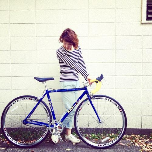 2016 MASI FIXED UNO DROP NEO ピスト クロモリ おしゃれ自転車 自転車女子 自転車ガール_b0212032_1801196.jpg