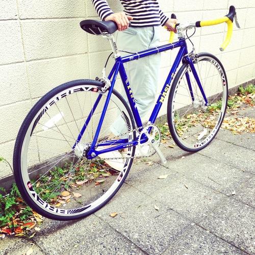 2016 MASI FIXED UNO DROP NEO ピスト クロモリ おしゃれ自転車 自転車女子 自転車ガール_b0212032_182233.jpg