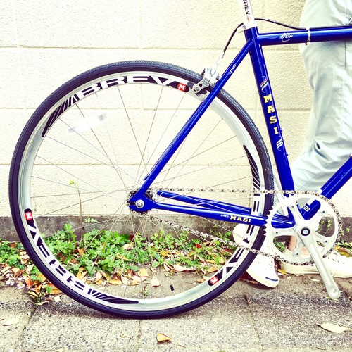 2016 MASI FIXED UNO DROP NEO ピスト クロモリ おしゃれ自転車 自転車女子 自転車ガール_b0212032_1823843.jpg