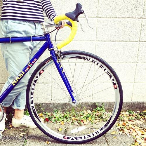 2016 MASI FIXED UNO DROP NEO ピスト クロモリ おしゃれ自転車 自転車女子 自転車ガール_b0212032_1825381.jpg