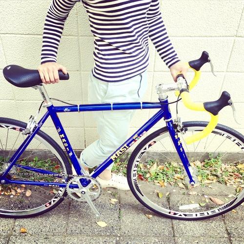 2016 MASI FIXED UNO DROP NEO ピスト クロモリ おしゃれ自転車 自転車女子 自転車ガール_b0212032_1831196.jpg