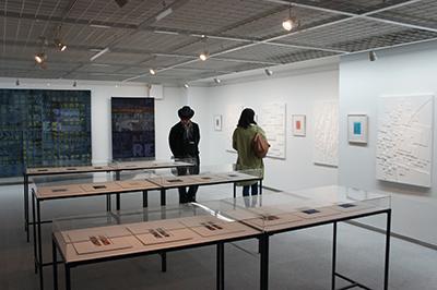「阿久津光子・趙慶姫 2016」展 開催中です。_f0171840_12141962.jpg