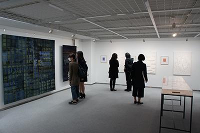 「阿久津光子・趙慶姫 2016」展 開催中です。_f0171840_12145613.jpg