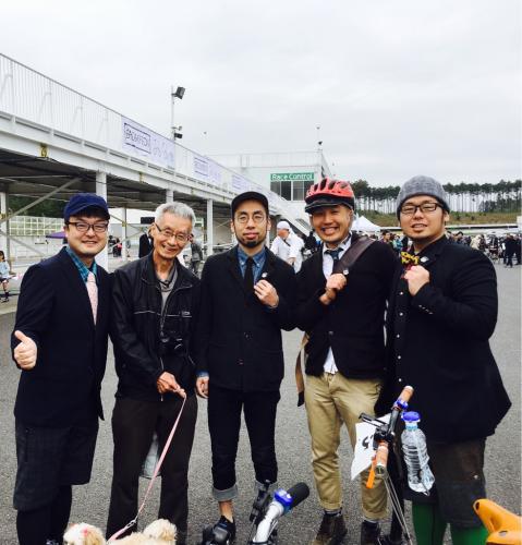 BROMPTON WORLD CHAMPIONSHIP JAPAN 2016 3_d0197762_21450616.jpg